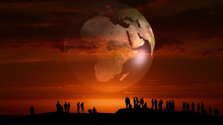 人類の共通の限界を発見する奇跡